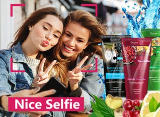 Серия масок для лица Nice Selfie